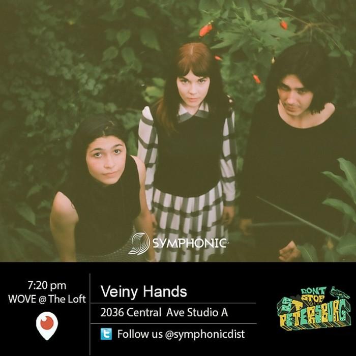 Veiny Hands (2)