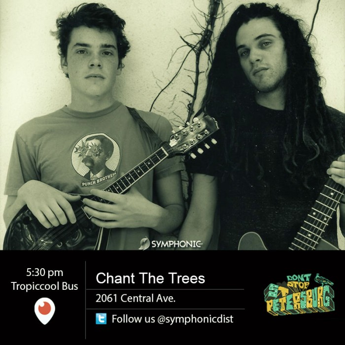 chant the trees