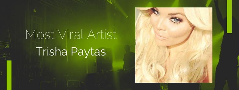 Most Viral Artist- Trisha Paytas