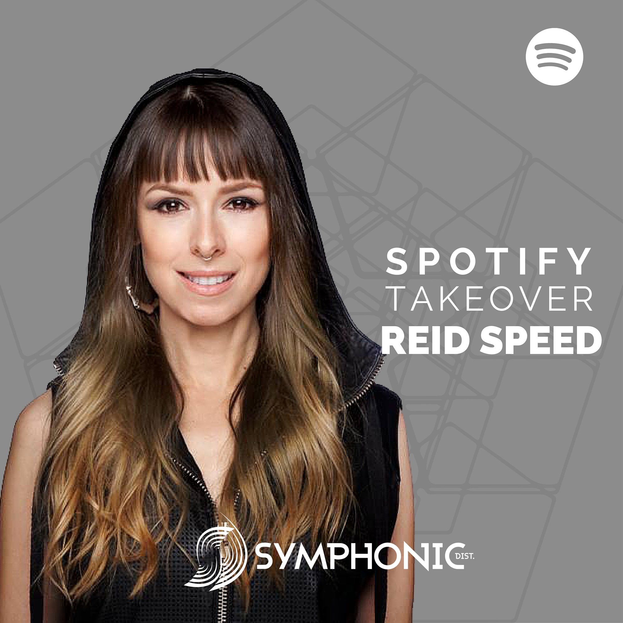 Reid Speed Spotify Takeover