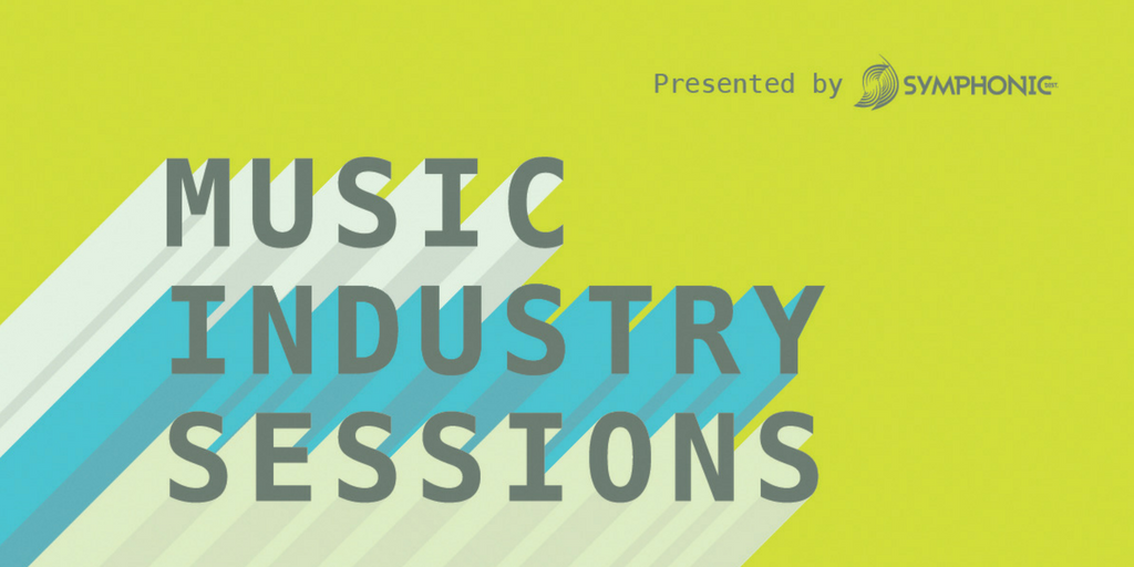 music industry sessions