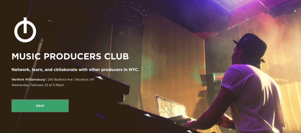 NYC Music Producers Club