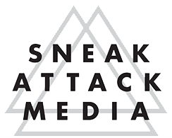 sneack attack media logo