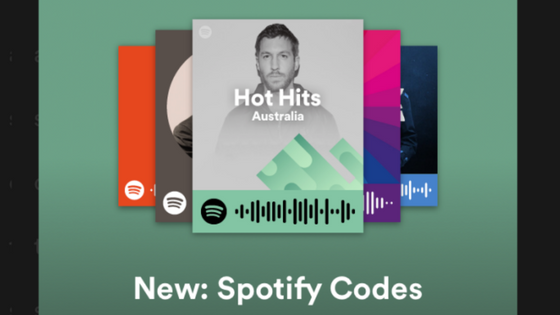 what are spotify codes