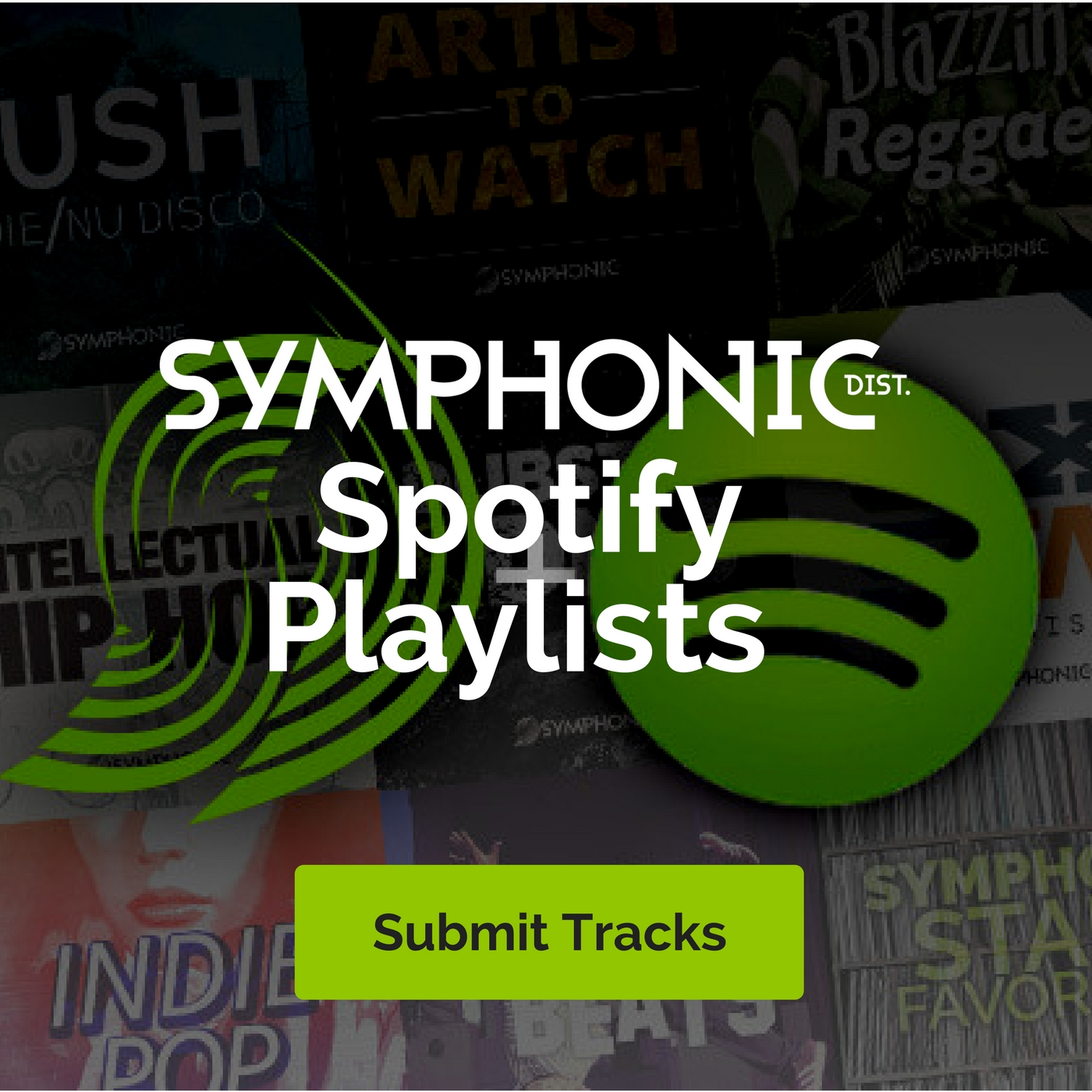 submit to spotify playlists