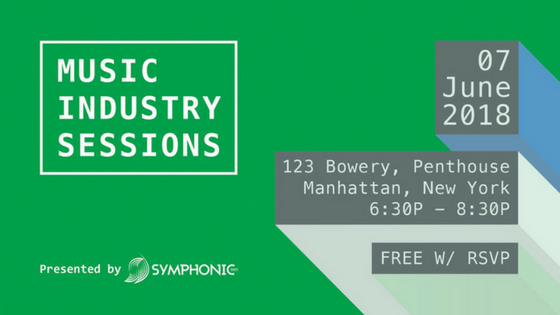 We're Hosting Music Industry Sessions in NYC