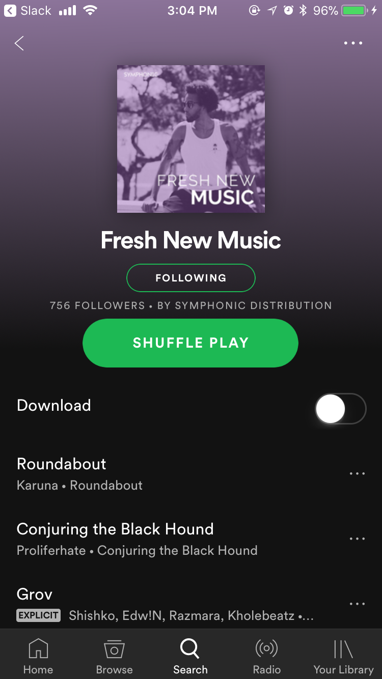 Spotify Teams Up With Instagram to Make Music Easier to Share