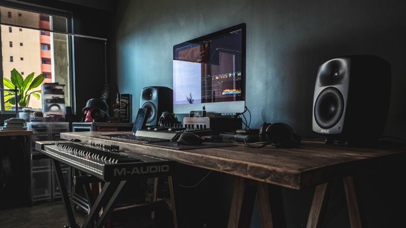 producer studio