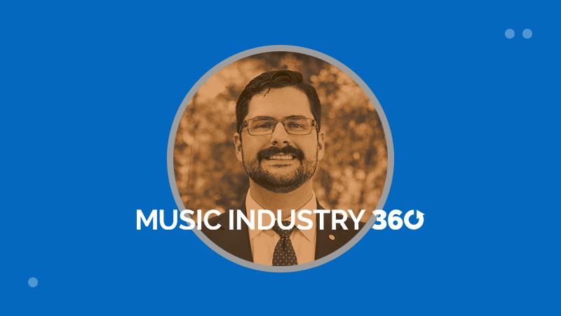 music industry 360